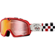 Barstow OSFA 2 Classic Goggles w/Mirror Red Lens  - 50002-243-02