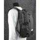 Positive Black Transit Backpack - 01003-247-01