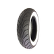 Front and Rear Wide Whitewall Scooter Tire