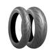 Rear Battlax S21 Tire