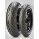 Front Diablo Rosso Scooter Tire