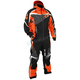 Orange/Black Freedom Shell Monosuit