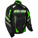 Youth Green/Black Bolt G4 Jacket  - 72-5742