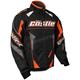 Youth Orange/Black Bolt G4 Jacket