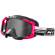 Hot Pink Stage Blackout OTG Snow Goggle w/Mirror Silver Lens - 64-1887