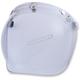 Clear Vintage 3-Snap Flip Bubble Shield - 0131-0094
