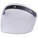 Clear Vintage 3-Snap Flip Shield - 0131-0096