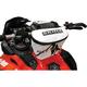 White Next Level Skinz Universal Handlebar Bag - NXPHP700-WHT