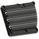 Black 10-Gauge Top Transmission Cover - 03-863
