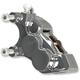 Chrome Front Left Ness-Tech Four-Piston Caliper - 02-220