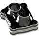 Black 10-Gauge Lifter Block Covers - 12-583