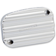 Front Chrome 10-Gauge Clutch Master Cylinder Cover - 03-225