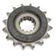 Front Rubber 16 Tooth Cushioned Sprocket - JTF579.16RB