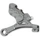 Chrome Ness-Tech Six-Piston Rear Caliper w/Bracket - 02-302