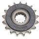Front Rubber 17 Tooth Cushioned Sprocket - JTF1529.17RB