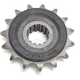 Front Rubber 15 Tooth Cushioned Sprocket - JTF741.15RB