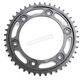 Induction Hardened Black Zinc Finished Rear Sprocket - JTR1306.43ZB
