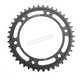 Induction Hardened Black Zinc Finished Rear Sprocket - JTR3.42ZBK