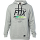 Heather Gray Pro Circuit Draftr Pullover Hoody