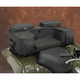 Black Ozark Rear Rack Bag - 3505-0212