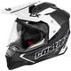 Black Mode Dual Sport SV Team Helmet
