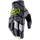 Celium 2 Code Black/White Gloves