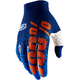 Celium 2 Flash Navy/Orange Gloves