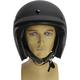 Matte Black Cheater .75 Helmet