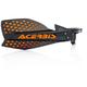 Black/Orange X-Ultimate Handguards - 2645481009