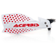 White/Red X-Ultimate Handguards - 2645481030