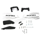 White/Black X-Ultimate Handguards - 2645481035
