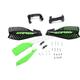 Black/Green X-Ultimate Handguards - 2645481043