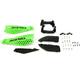 Green/Black X-Ultimate Handguards - 2645481089