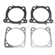 MLS Cylinder Head/Base Gasket Kit Liquid Cooled 4.500