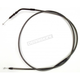 Black Pearl Braided High Efficiency Clutch Cable - 42308