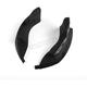 Black Cheek Pads for K1R Helmets