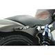 Satin Black Micro 1000 Rear Run/Turn/Brake Light - 2533