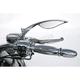 Chrome BL 1000 Bar End Run/Turn Signal - 2556