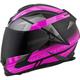 Black/Pink EXO-T510 Fury Helmet