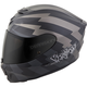 Black EXO-R420 Tracker Helmet