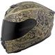 Gold EXO-R420 Shake Helmet