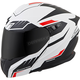 White/Black/Red EXO-GT920 Shuttle Helmet
