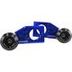 Blue Axle Black Sliders  - DRAX-121-BL