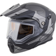 Silver EXO-AT950 Snow Helmet