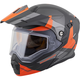 Orange EXO-AT950 Snow Helmet