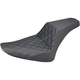 Black Diamond Lattice Stitch Step-Up Seat - 812-26-172