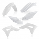 White Standard Replacement Plastic Kit - 2645460002
