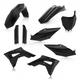 Black Full Replacement Plastic Kit - 2645470001