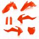 Flo Orange Full Replacement Plastic Kit - 2449604617