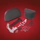 Removable Smart Mount Backrest w/Pad - 91-316